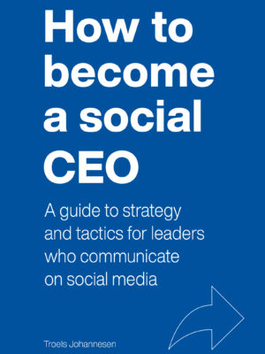 ow to become a social ceo