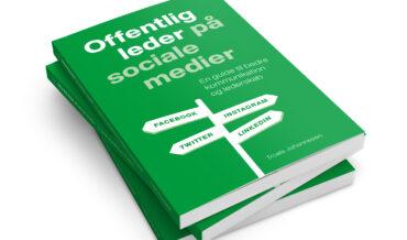 offentlig leder sociale medier