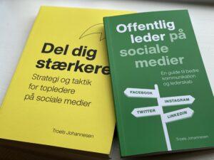 bøger sociale medier